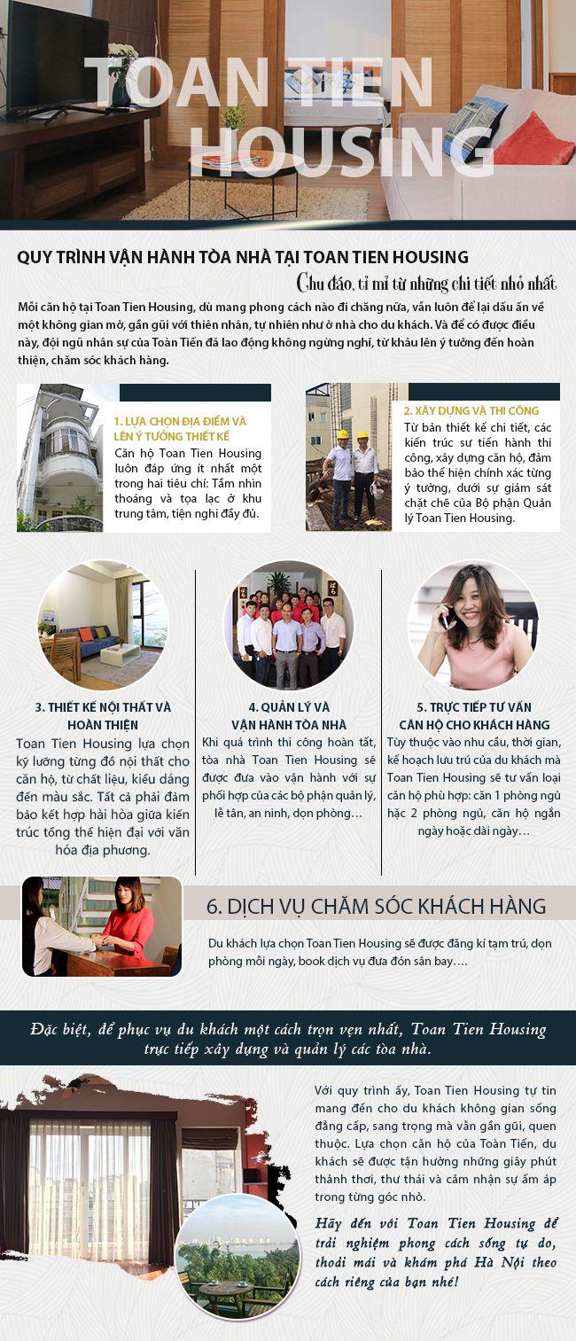Vận hành tòa nhà tại Toan Tien Housing: Quy trình chu đáo tỉ mỉ trong từng chi tiết