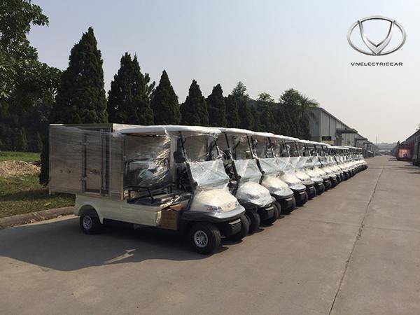 Giá tốt, ưu điểm nổi trội, xe điện chở hàng chính hãng Tùng Lâm được nhiều khách hàng ưa chuộng