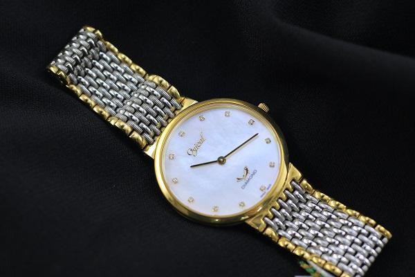 Vẻ đẹp lôi cuốn trên từng đường nét của đồng hồ Ogival OG385-023LSK-T