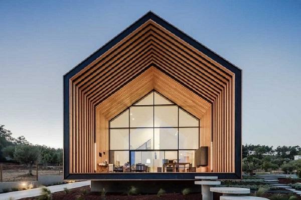 Sử dụng nhà lắp ghép bằng làm bungalow, tại sao không?