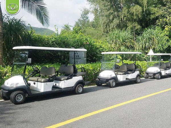 Chọn phương tiện di chuyển trong resort cần quan tâm yếu tố nào?