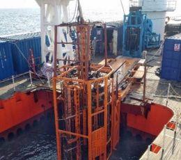 Trung Quốc khoan sâu hơn 2.000m lấy trầm tích ở Biển Đông