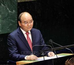 Việt Nam - quốc gia có trách nhiệm đối với sự phát triển bền vững của thế giới