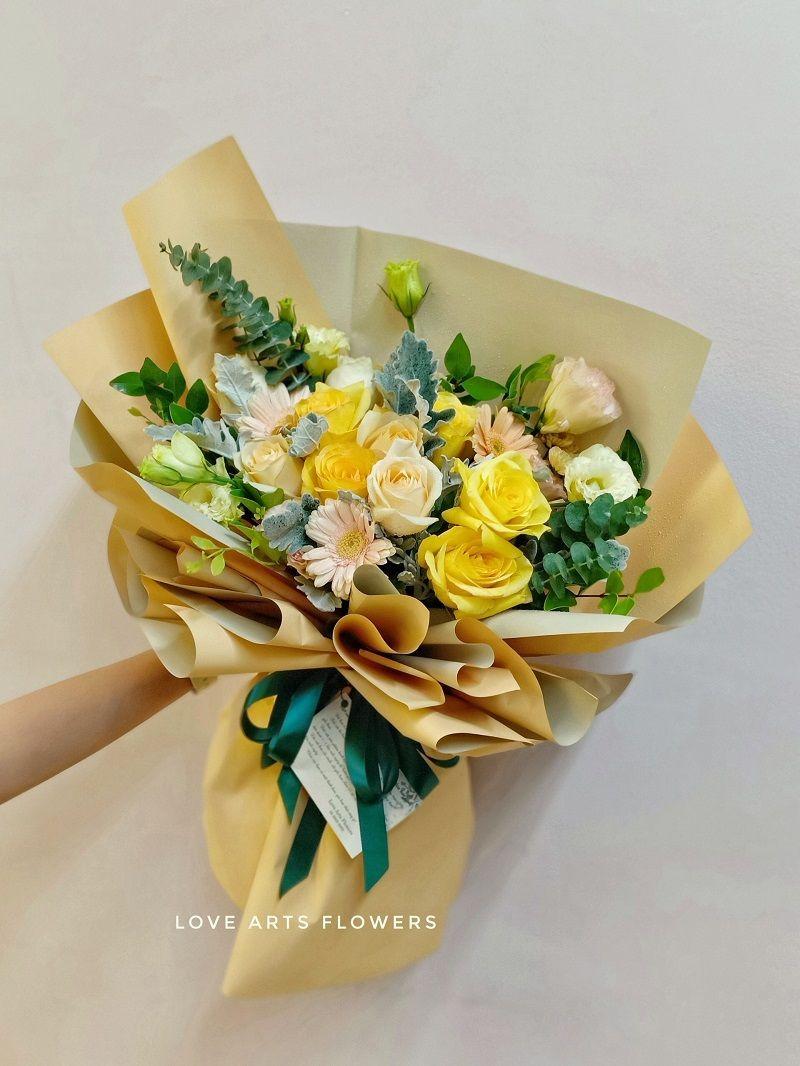 mẫu hoa 20/11 đẹp nhất năm 2020