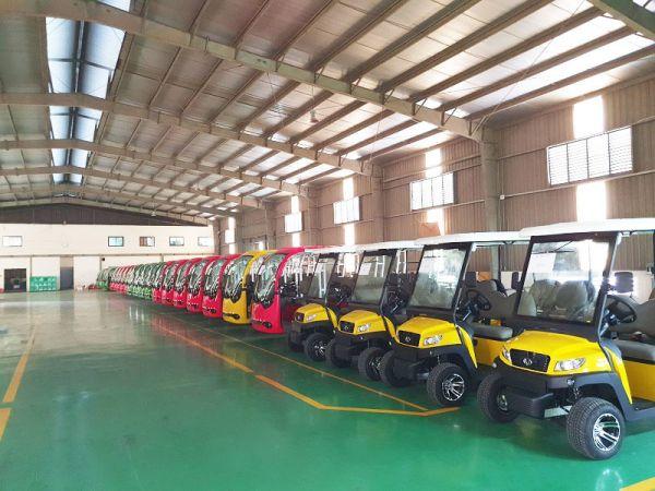 Xe điện bốn bánh - Điểm nhấn thu hút du lịch tại Sapa