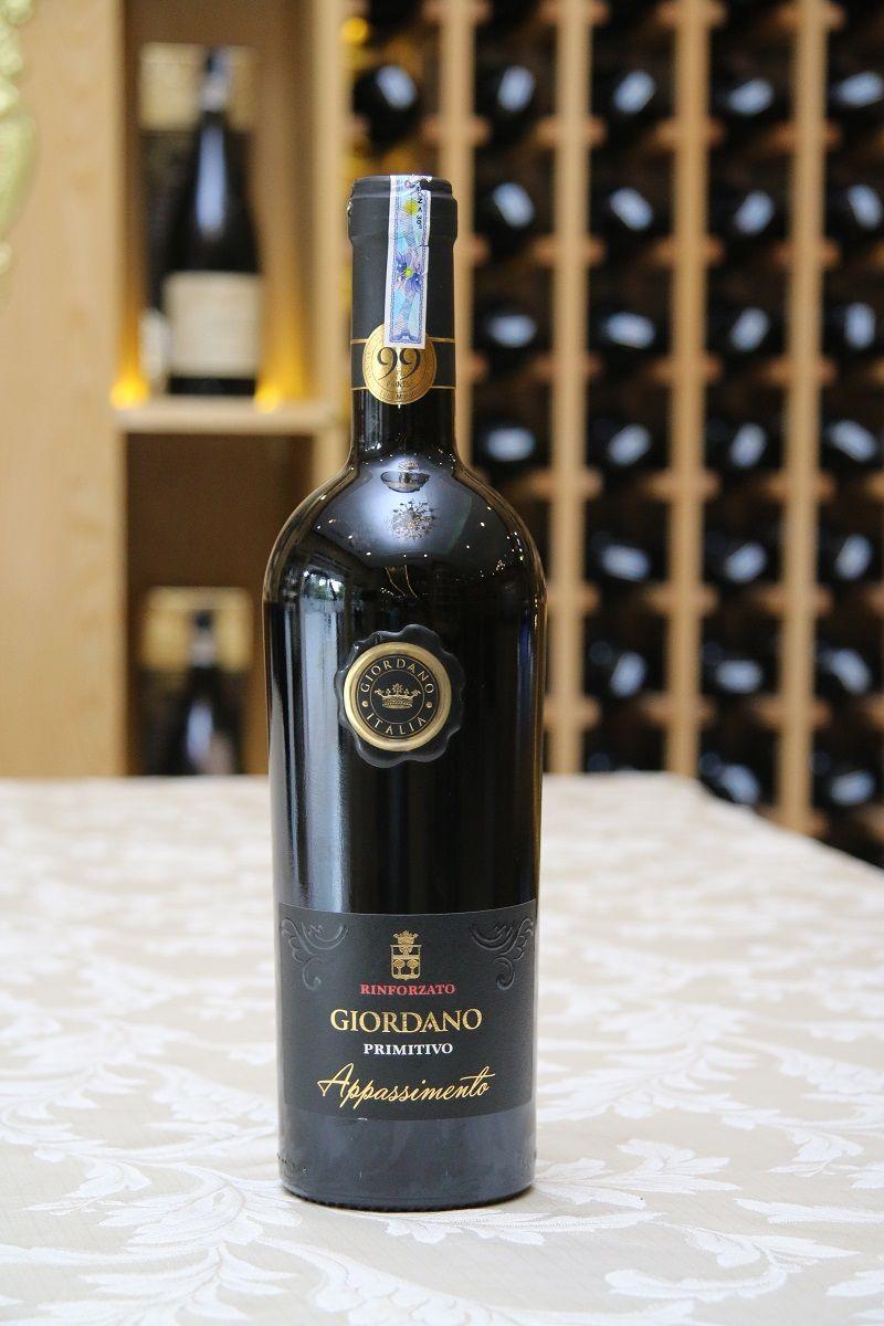 Primitivo - Giống nho tạo nên những chai vang Ý trứ danh