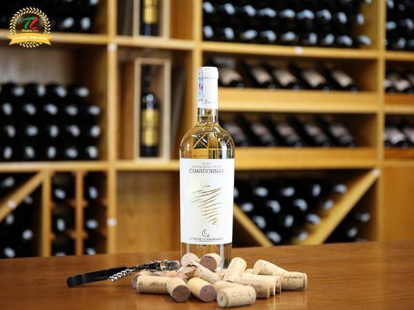 Rượu vang trắng - Thức uống hạ nhiệt mùa hè cực đỉnh