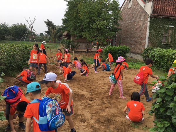 Detrang Farm – Nông trại giáo dục đầu tiên cho trẻ không gian phát triển toàn diện