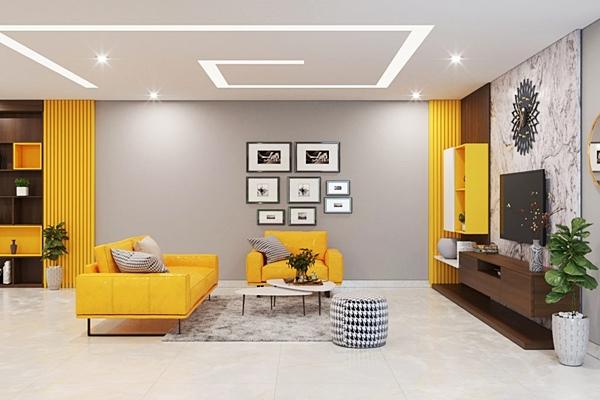 Bắt kịp xu hướng màu sắc thiết kế nội thất năm 2020